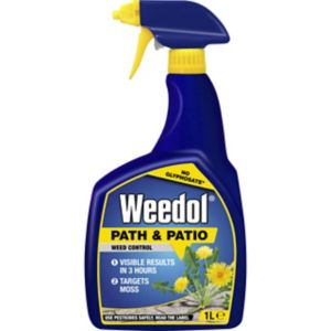 Image of Weedol Path & patio Weed killer 1L