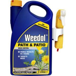 Image of Weedol Path & patio Weed killer 3L