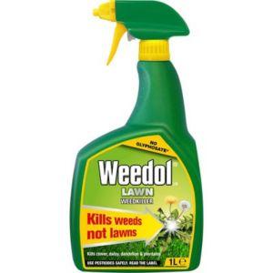 Image of Weedol Lawn Weed killer 1L 1.01kg