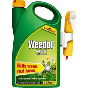 Image of Weedol Lawn Weed killer 3L 3kg