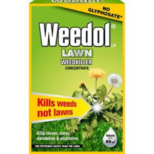 Image of Weedol Lawn Concentrated Weed killer 0.19L 0.22kg