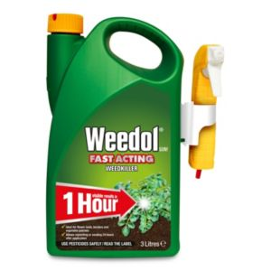 Image of Weedol Ready to use Weed killer 3L 0kg