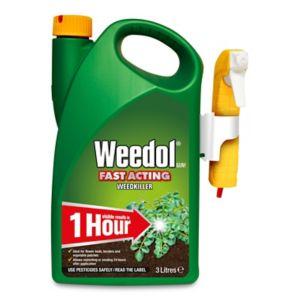 Image of Weedol Fast acting Weed killer 3L