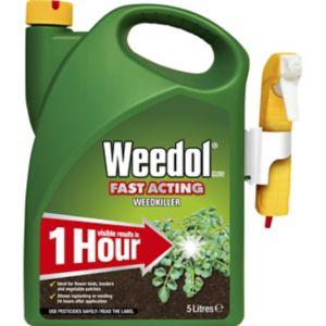 Image of Weedol Fast acting Weed killer 5L