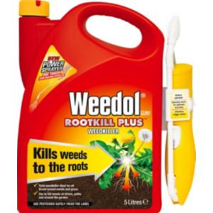 Image of Weedol Rootkill plus Ready to use Weed killer 5L