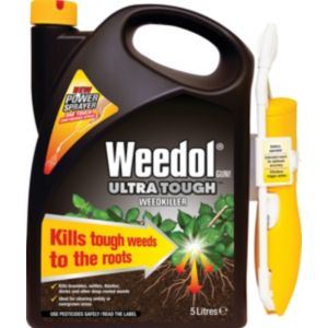 Photo of Weedol ultra tough ready to use weed killer 5l