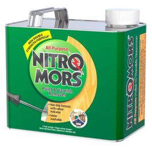 Image of Nitromors All purpose paint & varnish remover 2L