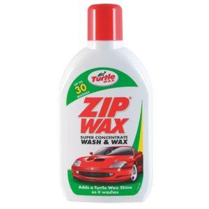 Image of Turtle Wax Car Shampoo & Wax 500ml