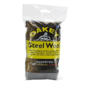 View Oakey Assorted Steel Wool, Pack of 3 details