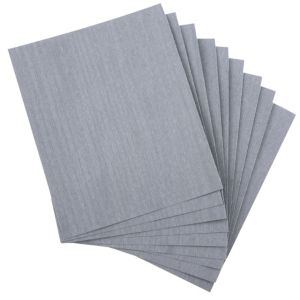 View Oakey 320 Extra Fine Sandpaper Sheet, Pack of 8 details