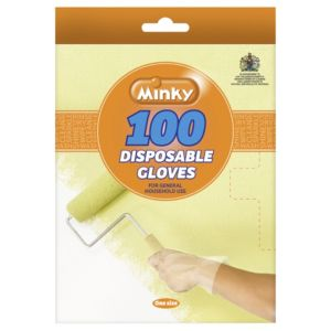 View Minky Cleaning Gloves, Pack of 100 details