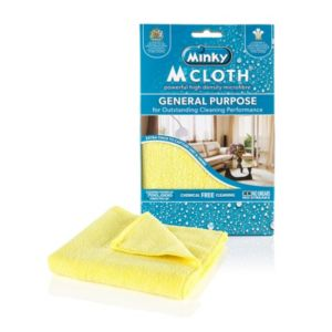 Minky M Cloth Microfibre Cloth