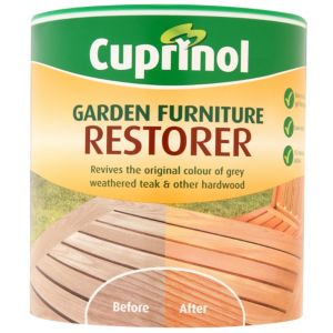 View Cuprinol Clear Restorer Gel 1L Tin details