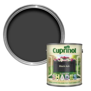 View Cuprinol Garden Shades Black Ash Wood Paint 1L details