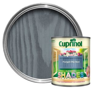 View Cuprinol Garden Shades Forget Me Not Matt Woodstain 1L details