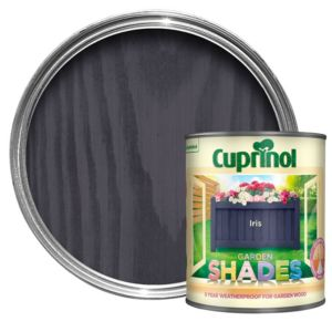 View Cuprinol Garden Shades Iris Matt Woodstain 1L details