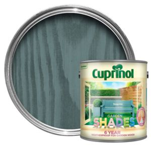 View Cuprinol Garden Shades Seagrass Matt Woodstain 2.5L details