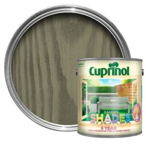 View Cuprinol Garden Shades Willow Wood Paint 2.5L details