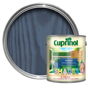 View Cuprinol Garden Shades Barleywood Matt Woodstain 2.5L details