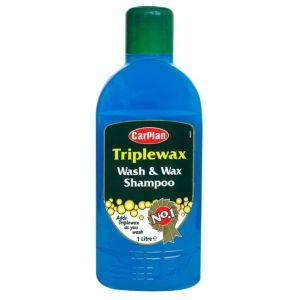 Image of Carplan Wash & Wax 1000ml