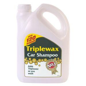 Image of CarPlan Triplewax Car shampoo 2L Bottle