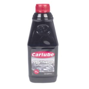 View Carlube 15W40 Type Engine Oil 1L details