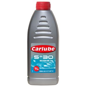 Image of Carlube Fully-Synthetic Engine oil 1L