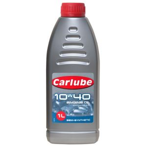 Image of Carlube Semi-Synthetic Suitable For Petrol & Diesel Engines Engine Oil 1L