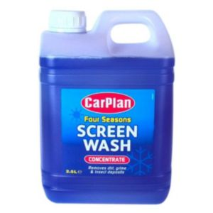 View Carplan Concentrated Screenwash 2.5L details