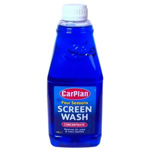 View Carplan Concentrated Screenwash 1L details