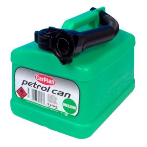 View Carplan HDPE Tetra Unleaded Petrol Can 5L details