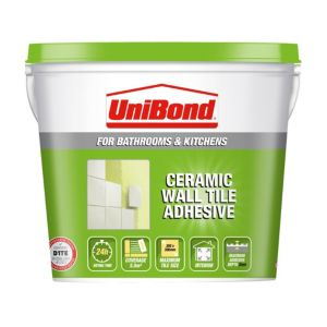 View Unibond Ready Mixed Wall Tile Adhesive 7.4kg details