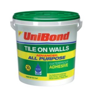 View Unibond Beige Extra Strong Ready Mixed Tile Adhesive 14.75 kg details