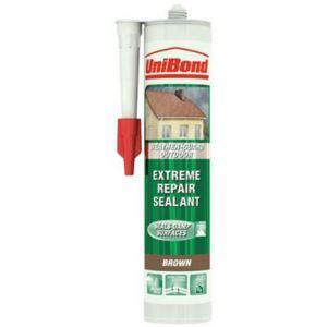 Image of UniBond Brown Sealant 300ml