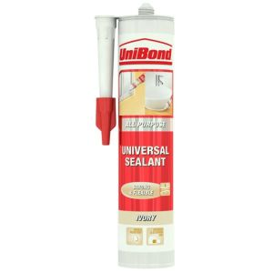 View Unibond Ivory Silicone Multi-Purpose Sealant 300 ml details