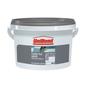 View Unibond Ready Mixed Floor Tile Grout 3.75kg details