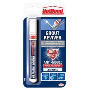 Image of UniBond Ice white Grout pen 7ml