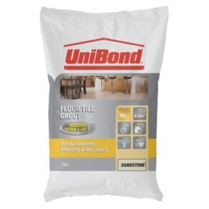 View Unibond Beige Powder Grout (W)5kg details