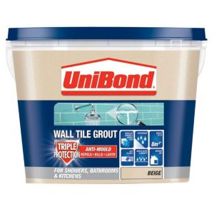 View Unibond Beige Ready Mixed Grout (W)1.38kg details