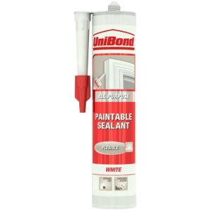 View Unibond Paintable Multi-Purpose White Sealant 300 ml details
