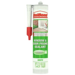 View Unibond White Highly Flexible Frame Sealant details