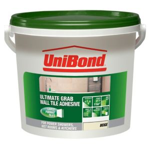 View Unibond Ready Mixed Wall Tile Adhesive 13.8kg details