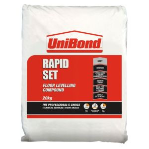 View Unibond Rapid Set Floor Levelling Compound 20kg details