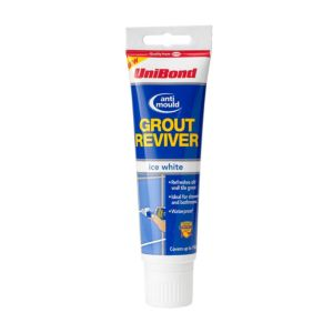 Image of Unibond Ice White Grout Reviver 125 ml