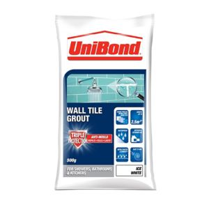 Image of UniBond Ice white Grout 0.5kg
