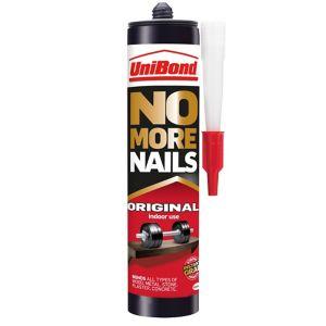 Image of UniBond No more nails White Grab adhesive 280ml