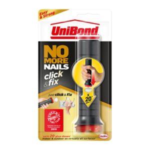 Image of UniBond Click & Fix Grab adhesive 30g