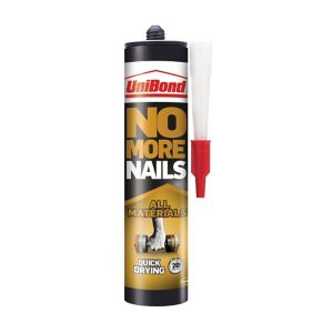Image of UniBond No more nails Grab adhesive 390g