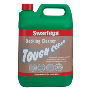 Swarfega Decking Cleaner  5 L