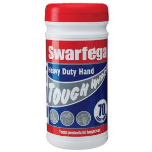 View Swarfega Hand Cleaning Wipes, Pack of 70 details